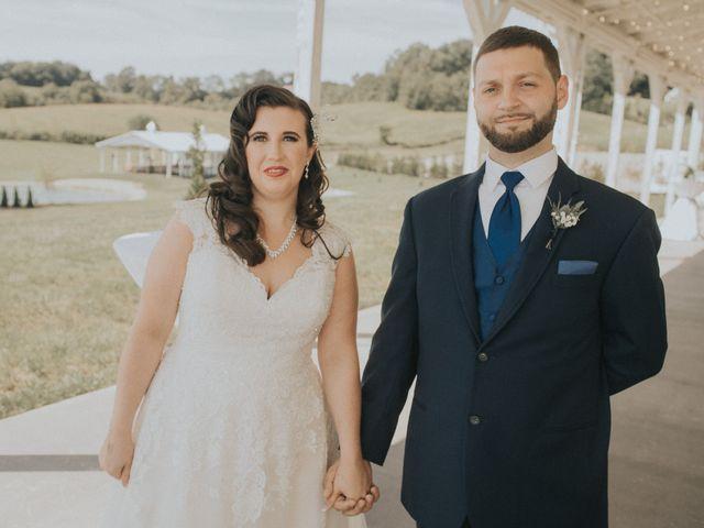 Josh and Johnna's Wedding in Beechgrove, Tennessee 31