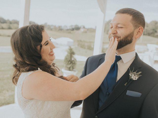 Josh and Johnna's Wedding in Beechgrove, Tennessee 32