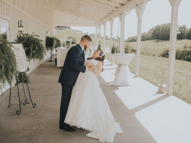 Josh and Johnna's Wedding in Beechgrove, Tennessee 33
