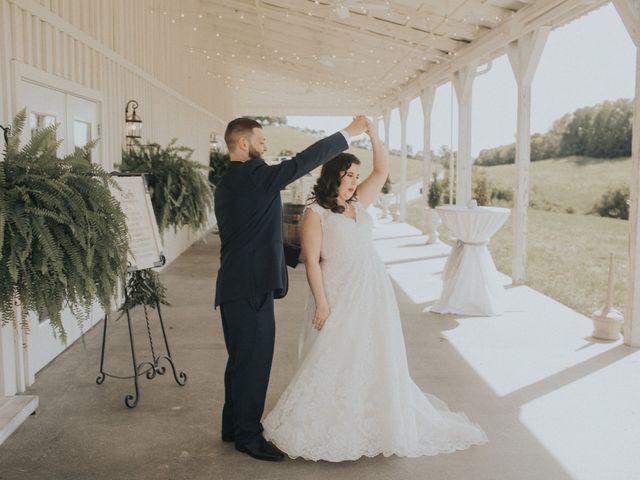 Josh and Johnna's Wedding in Beechgrove, Tennessee 34