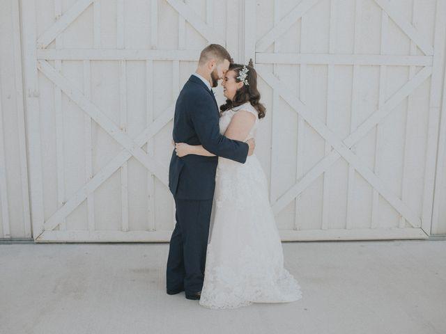 Josh and Johnna's Wedding in Beechgrove, Tennessee 38