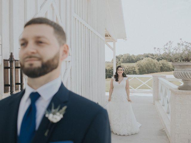 Josh and Johnna's Wedding in Beechgrove, Tennessee 42