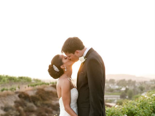 The wedding of Scott and Nazlie