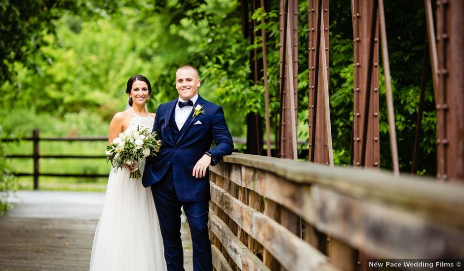 James and Angela's Wedding in Phoenixville, Pennsylvania