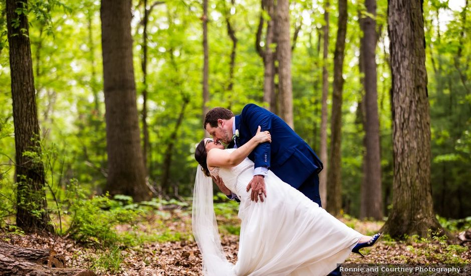 Michael and Brittny's Wedding in Glenmont, Ohio