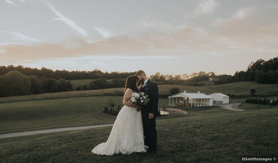 Josh and Johnna's Wedding in Beechgrove, Tennessee