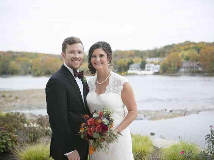 The wedding of Jesse and Dana