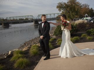 Dana and Jesse's Wedding in Lambertville, New Jersey 3
