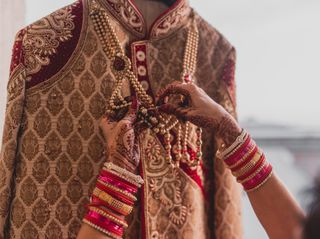 The wedding of Pooja and Rikesh 1