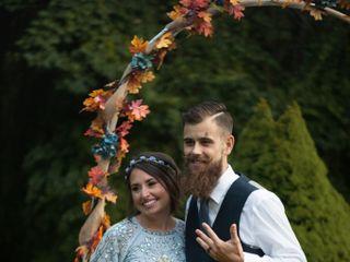 The wedding of Megan and John 3