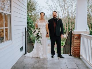 The wedding of Juanita and Christopher