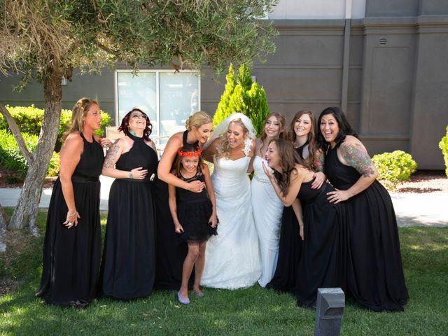 Jason and Lenora's Wedding in Las Vegas, Nevada 2