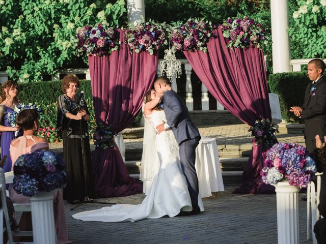 Kristian and Melissa's Wedding in Keyport, New Jersey 6