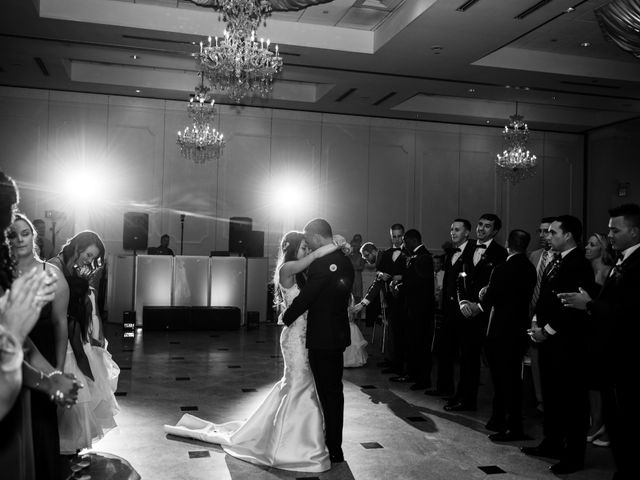 Kristian and Melissa's Wedding in Keyport, New Jersey 12