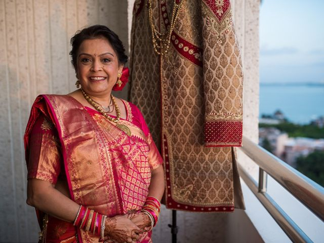 Rikesh and Pooja's Wedding in Cancun, Mexico 2