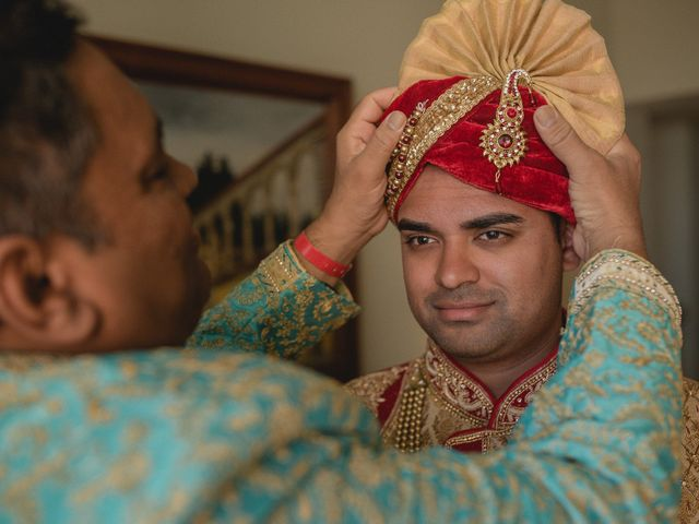 Rikesh and Pooja's Wedding in Cancun, Mexico 9