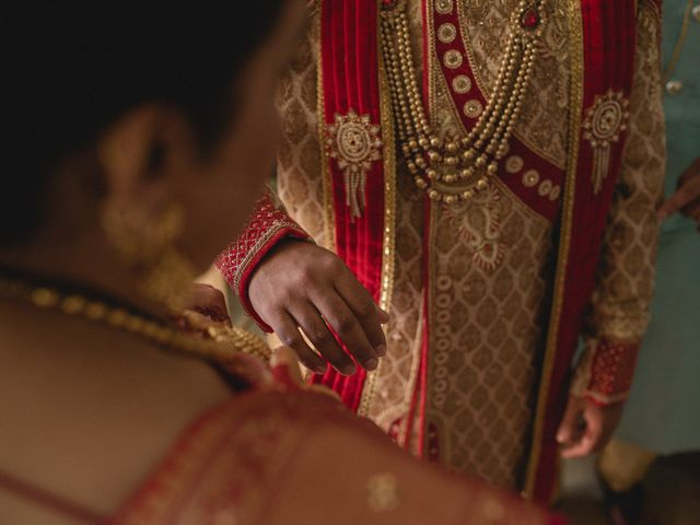 Rikesh and Pooja's Wedding in Cancun, Mexico 10