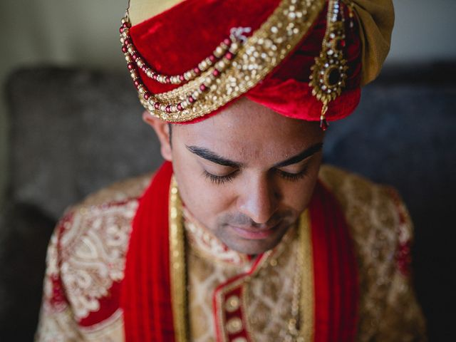 Rikesh and Pooja's Wedding in Cancun, Mexico 16