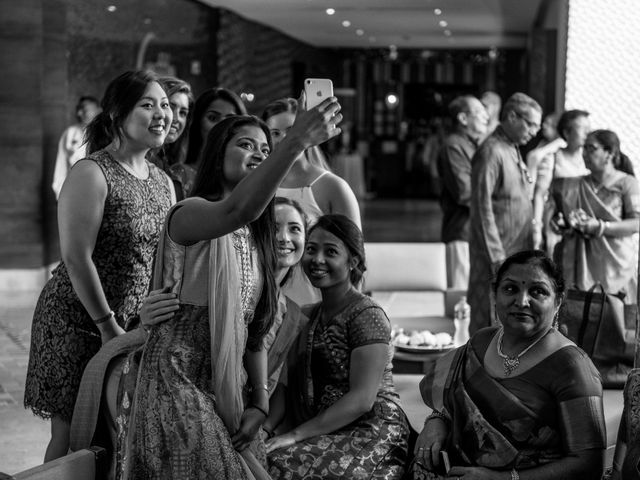 Rikesh and Pooja's Wedding in Cancun, Mexico 30