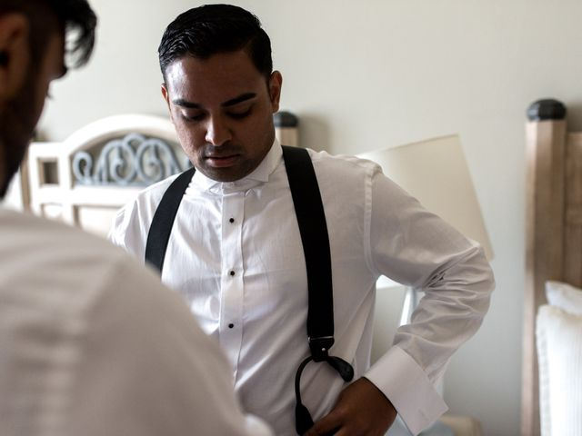 Rikesh and Pooja's Wedding in Cancun, Mexico 71