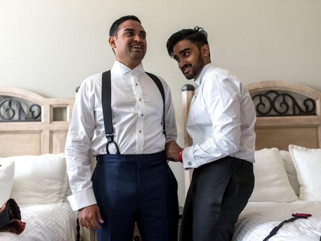 Rikesh and Pooja's Wedding in Cancun, Mexico 73