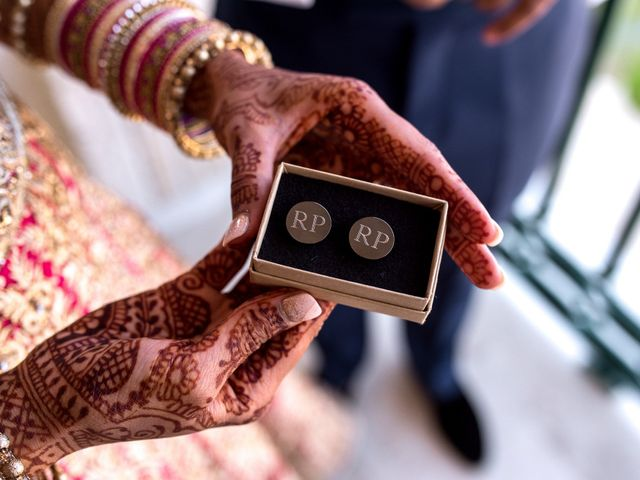 Rikesh and Pooja's Wedding in Cancun, Mexico 80