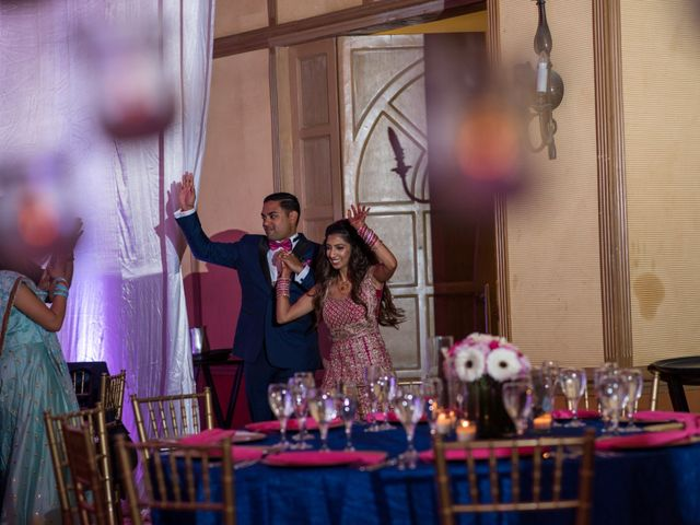 Rikesh and Pooja's Wedding in Cancun, Mexico 92