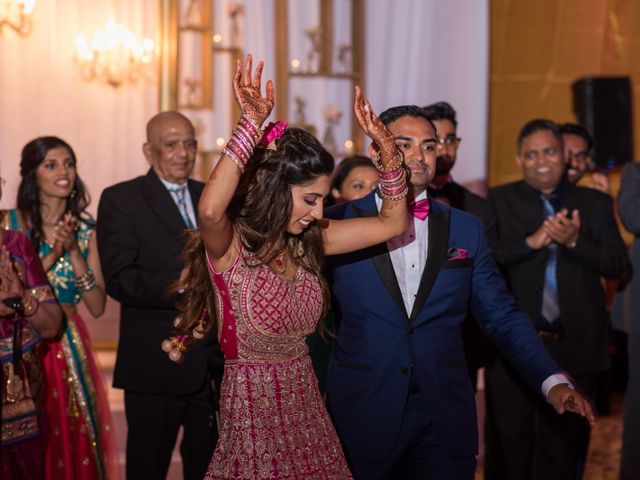 Rikesh and Pooja's Wedding in Cancun, Mexico 93