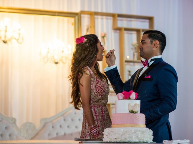 Rikesh and Pooja's Wedding in Cancun, Mexico 94