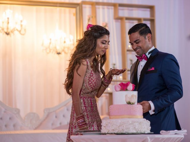 Rikesh and Pooja's Wedding in Cancun, Mexico 95