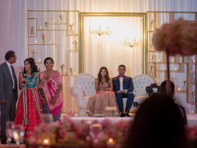 Rikesh and Pooja's Wedding in Cancun, Mexico 98