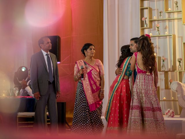 Rikesh and Pooja's Wedding in Cancun, Mexico 99