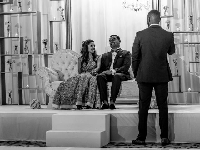 Rikesh and Pooja's Wedding in Cancun, Mexico 100