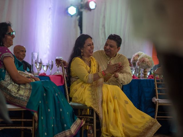 Rikesh and Pooja's Wedding in Cancun, Mexico 101
