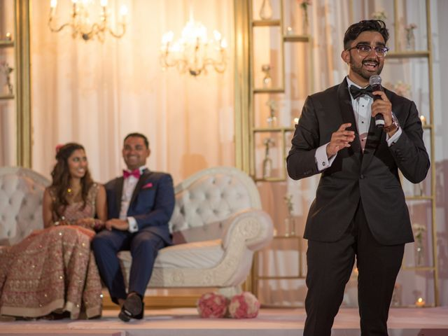 Rikesh and Pooja's Wedding in Cancun, Mexico 102