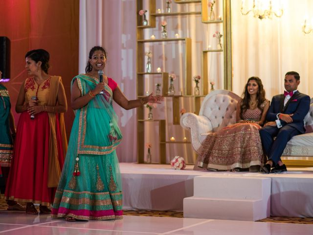 Rikesh and Pooja's Wedding in Cancun, Mexico 103