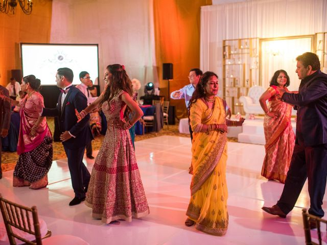 Rikesh and Pooja's Wedding in Cancun, Mexico 106