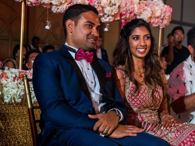 Rikesh and Pooja's Wedding in Cancun, Mexico 107