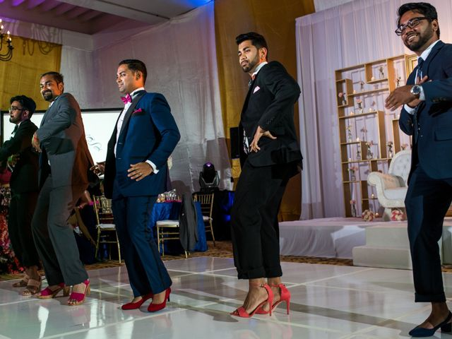 Rikesh and Pooja's Wedding in Cancun, Mexico 108