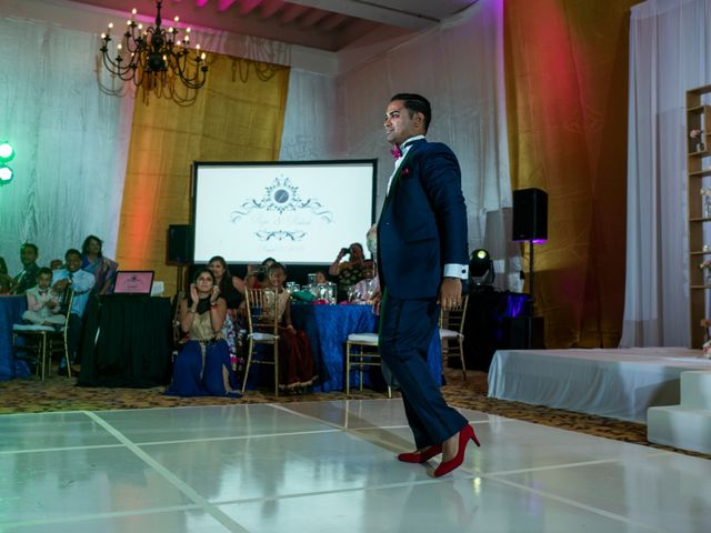 Rikesh and Pooja's Wedding in Cancun, Mexico 109
