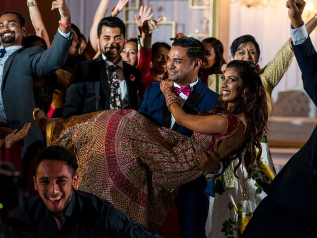 Rikesh and Pooja's Wedding in Cancun, Mexico 112