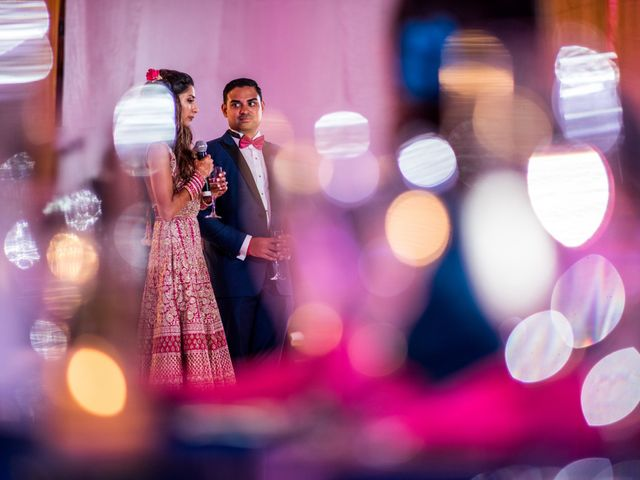 Rikesh and Pooja's Wedding in Cancun, Mexico 113
