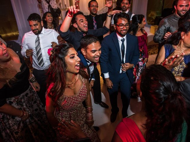 Rikesh and Pooja's Wedding in Cancun, Mexico 116