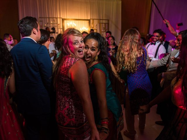 Rikesh and Pooja's Wedding in Cancun, Mexico 117