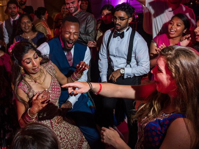 Rikesh and Pooja's Wedding in Cancun, Mexico 118