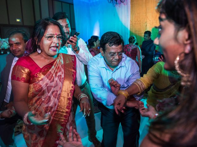 Rikesh and Pooja's Wedding in Cancun, Mexico 119
