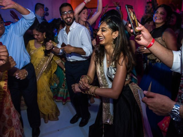 Rikesh and Pooja's Wedding in Cancun, Mexico 120