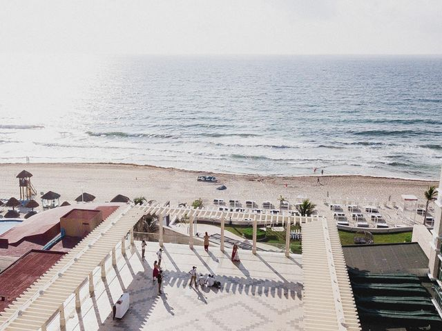 Rikesh and Pooja's Wedding in Cancun, Mexico 121