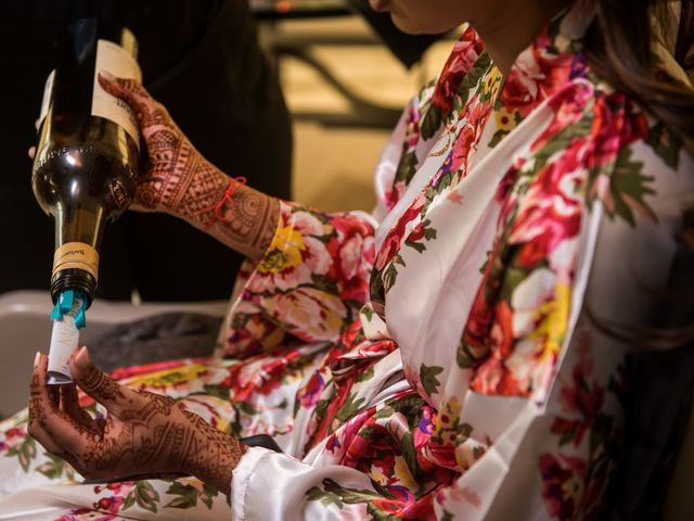 Rikesh and Pooja's Wedding in Cancun, Mexico 136