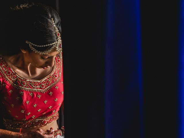 Rikesh and Pooja's Wedding in Cancun, Mexico 143